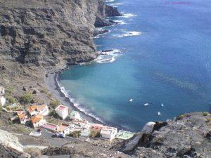 Playa de Alojera La Gomera