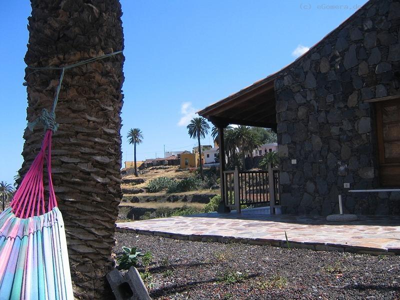 Alojera aus der Hängematte 2 La Gomera