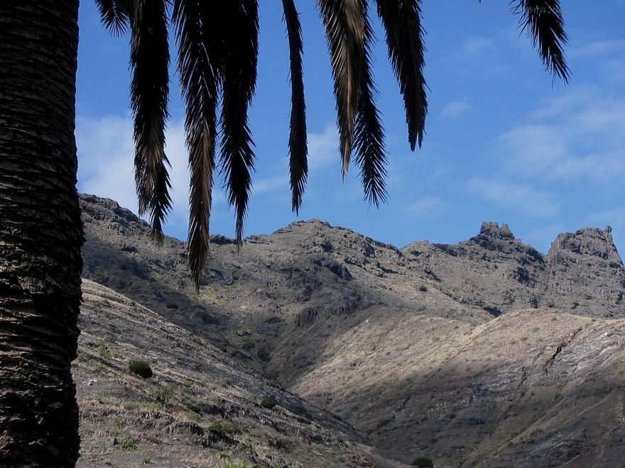 Alojera aus der Hängematte 4 La Gomera