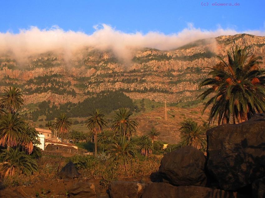 Angriff der Killerwolken La Gomera