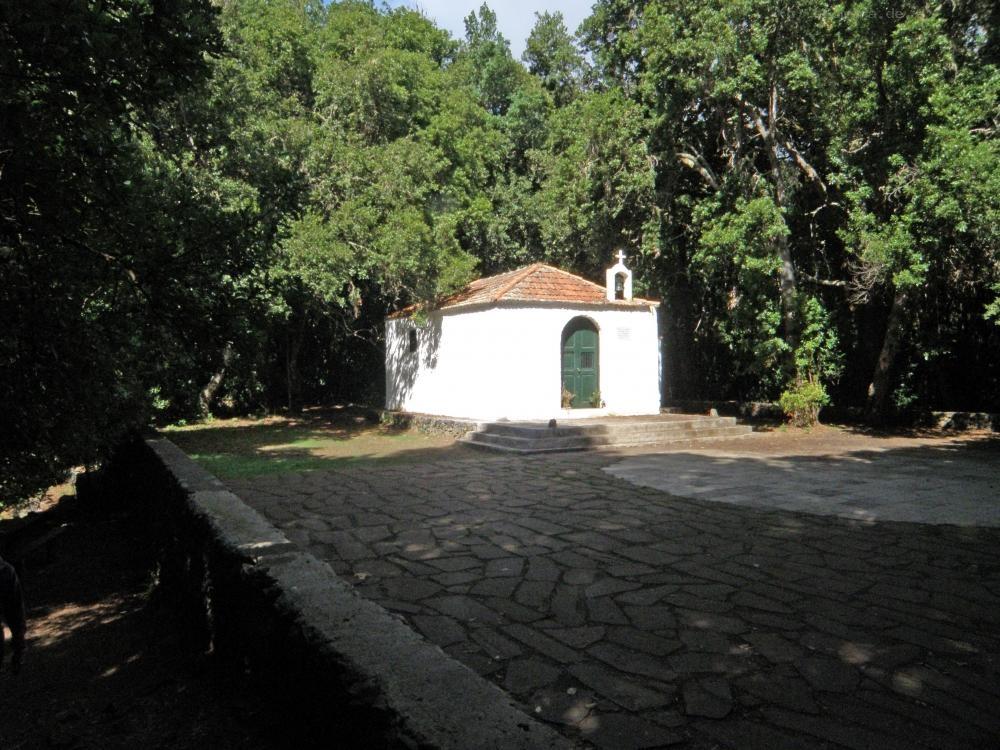 eGomera Ermita de Nuestra Senora de Lourdes La Gomera