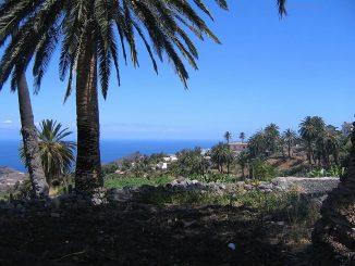 Fototapete 2 La Gomera