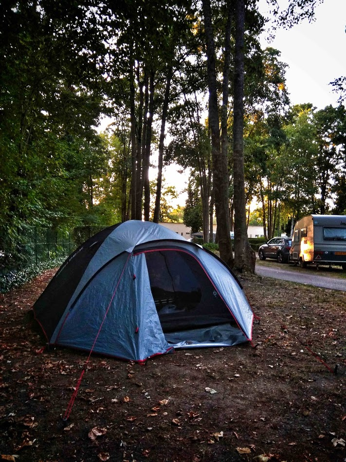 Camping Ile Cherlieux